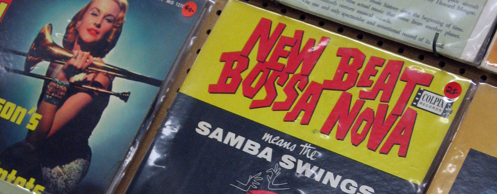 vintage albums header