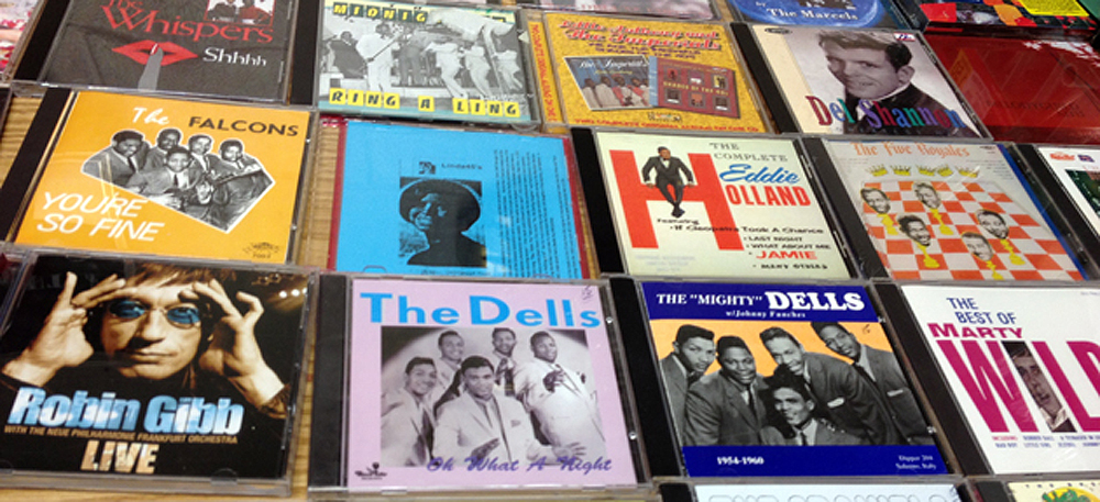 random CDs