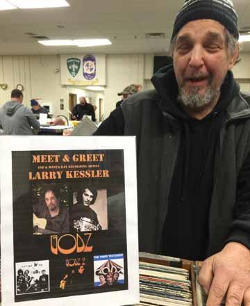 GODZ Larry Kessler