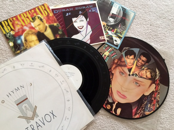 Great 80s finds and these groups or lead singers of these groups are on tour!