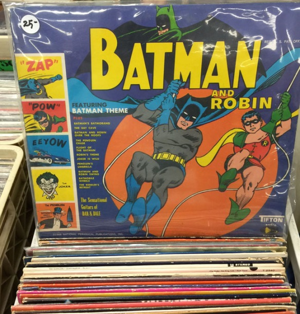 Batman and Robin Record