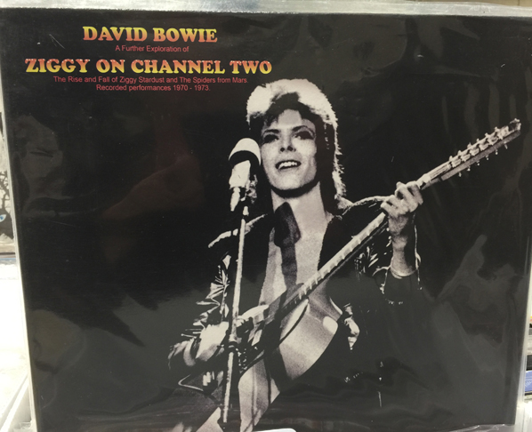 Bowie ziggy radio