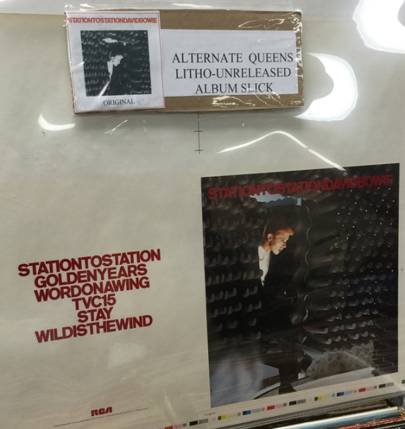 station to station rare