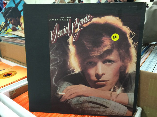 young americans bowie