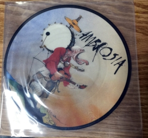 ambrosia picture disc
