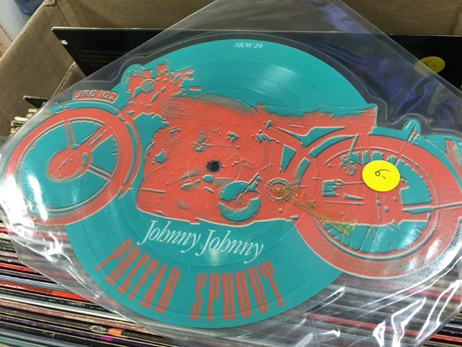 prefab sprout picture disc IMG_7240