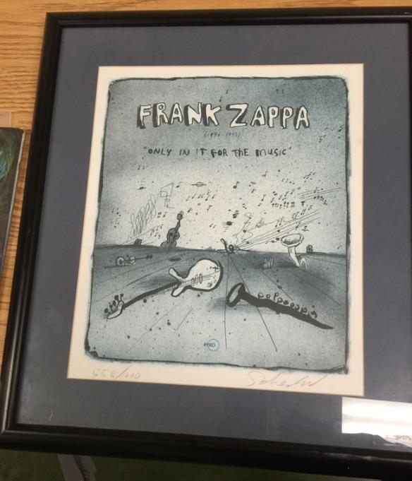frank Zappa litho IMG_7755