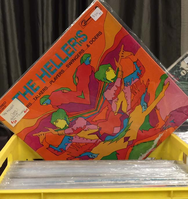 Hellers album