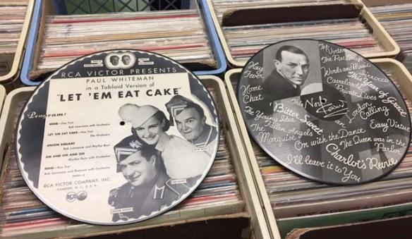 vintage picture discs